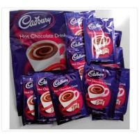 Cadbury 3in1 Hot Chocolate Drink 450g Minuman Coklat Import 15sachet