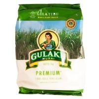 GULAKU PREMIUM PUTIH 1kg (Kirim via GOJEK/ GOSEND)