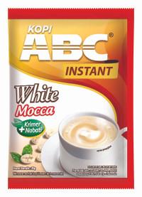harga Abc instant white mocca kopi bag (isi 20 sachet @20 gram) Tokopedia.com
