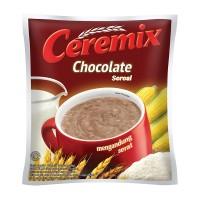 harga Ceremix chocolate cereal bag (isi 20 sachet @30 gram) Tokopedia.com