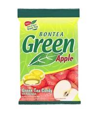 harga Bontea green apple candy bag (1 bag isi 50 pcs) pack of 3 Tokopedia.com
