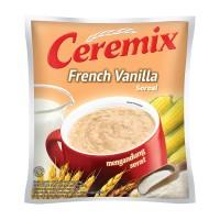 harga Ceremix french vanilla cereal bag (isi 20 sachet @30 gram) Tokopedia.com