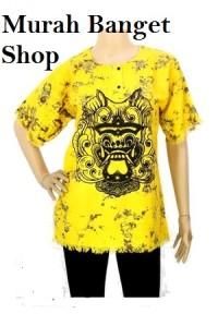 Kaos barong bali Size M / L / XL / XXL