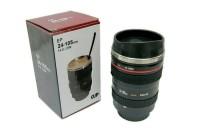 gelas kamera mug lensa kamera stainless steel kopi botol minum unik