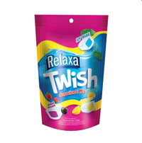 harga Relaxa twish cheymint candy pouch bag pack of 3 Tokopedia.com