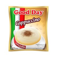 harga Good day kopi cappuccino bag (30 sachet@25 gram) Tokopedia.com