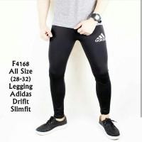 Legging panjang Adidas Drifit slimfit