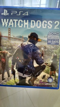game ps 4 watch dogs 2
