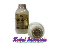 Jelly Gamat Gold G Sea Cucumber 500 ml