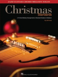 Buku Gitar Christmas Standards