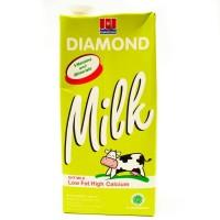 Susu UHT Low Fat High Calcium 1Liter (satuan)