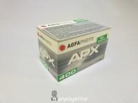AGFAPHOTO AGFA APX 400 Roll Fim BW Black White Analog 135 35 35mm