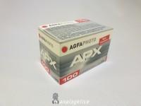 AGFAPHOTO AGFA APX 100 Roll Fim BW Black White Analog 135 35 35mm