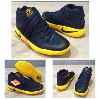 Sepatu Basket Nike Kyrie 2 cavs navy / Lebron / kobe / curry / jordan