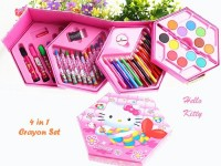 4 in 1 Set Crayon