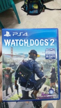 bd ps4 kaset watch dogs 2 / watchdogs 2 / watchdog / watch dog