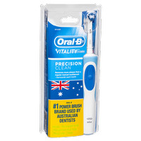 Oral-B Vitality Precision Clean Electric Toothbrush+Refill