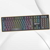 REXUS FORTRESS K9 RGB - Gaming Keyboard