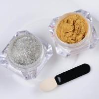 Chrome Mirror Powder for Nail Art