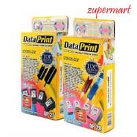 Tinta suntik Dataprint (Black) untuk Semua Printer HP Deskjet.
