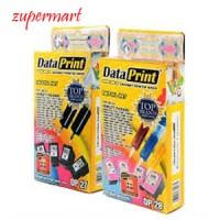 Tinta suntik Dataprint (Color) untuk Semua Printer HP Deskjet.