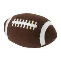 IKEA ONSKAD Boneka American football, cokelat
