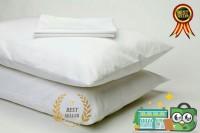 bantal tidur silicon / silikon , lebih bagus dari dacron