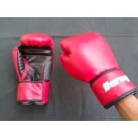 Sarung Tinju Berwyn Merah (12 oz)