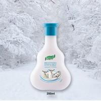 Klinsen Brightening Goat Milk Shower Cream - 280 ml