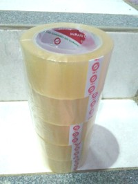 Lakban Bening Daimaru 100yard 1 Pack