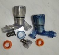 Kran Air Plastik bisa sambung Slang