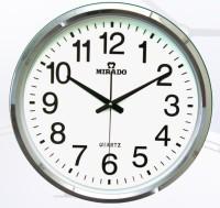 Jam Dinding MIRADO MQ-8818 -Bonus Batrei-