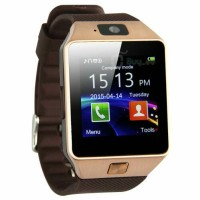 Smart watch u9/dz09 GOLD BROWN