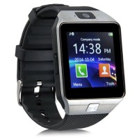 Smart watch u9/dz09 BLACK SILVER