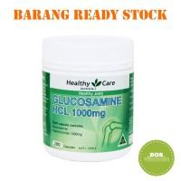 Healthy Care Glucosamine HCL 1000mg - 200 kapsul