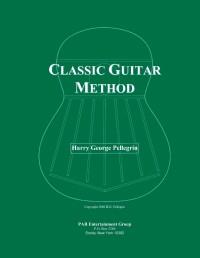 Buku Gitar method Pellegrin