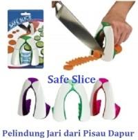 Pelindung Jari dari Pisau saat Memasak di Dapur | Safe Slice