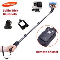 Yunteng Tongsis + Bluetooth 1288 / YT-1288 - Free adapter gopro