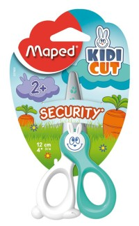 Maped Kidikut Safety Scissors -Gunting maped 2tahun