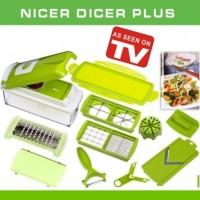 Nicer Dicer Plus ( pemotong multifungsi )