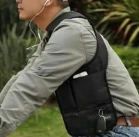 Tas gadget pundak army polisi FBI agen 007 bag organizer