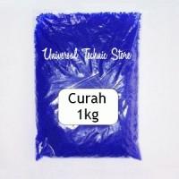Silica Gel Biru Curah Berat 1kg