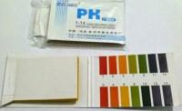 Kertas Lakmus, Kertas Pengukur pH, skala 1 sampai 14