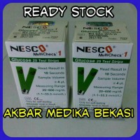 JUAL STRIP GULA NESCO MURAH