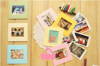 Frame Foto Gantung Mini Warna-Warni Set