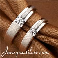 Cincin Palladium, nikah, Perak, Pasangan, Tunangan, Kawin 496