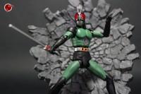 Bandai SHF Kamen Rider Black RX ORI