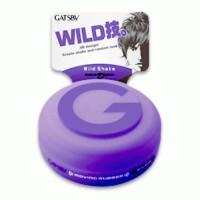 Gatsby Moving Rubber Wild Shake (Purple) Hair Wax 80g
