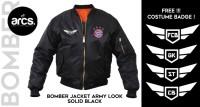 Jaket Bomber Bayern Munchen - Jaket Bomber Pilot Club Bola Munchen