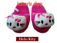 sandal boneka dewasa hello kitty L/sandal lucu dewasa